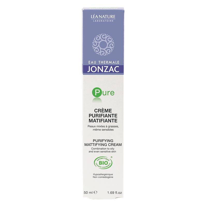 Kem làm sạch và điều tiết dầu nhờn Eau Thermale Jonzac – 50 ml - 500