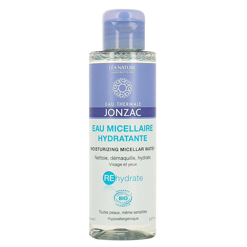 Nước tẩy trang cấp nước – Moisturizing micellar water 150ml - 660